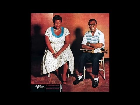 Ella Fitzgerald and Louis Armstrong - Ella and Louis (1956) - [Classic Vocal Jazz Music]