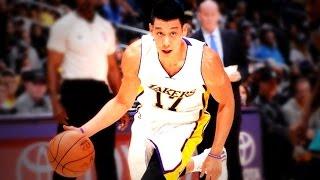 Jeremy Lin林書豪-11/09/2014 Lakers vs Hornets 湖人vs黃蜂