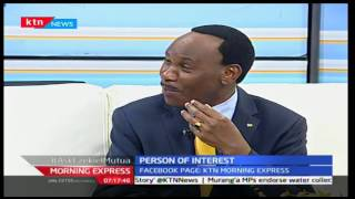 Morning Express: How Ezekiel Mutua thinks of himself as the best CEO of KFCB, 18/10/16