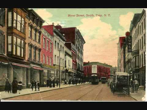 A Journey Through Troy, New York circa 1915