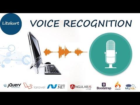 01 Reconocimiento voz / Artyom voice recognition