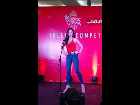 Binibining Pilipinas 2017 Talent Show & Jag Fashion Show