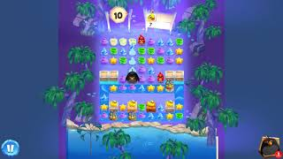 Angry Birds Match. Level 146. No Boosters. Android. Gameplay