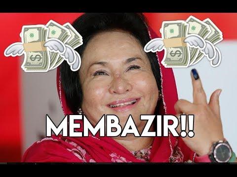 5 First Lady Yang Kuat Membazir #KupiKupiFakta