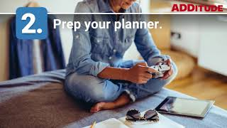 How to Build a Daily Action Plan