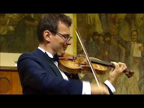 Alexandru Tomescu şi Stradivarius live la Cluj