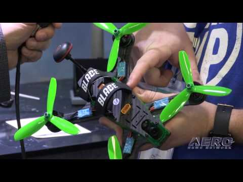 Aero-TV: A Horizon Hobby Tutorial - The Evolution of FPV Drone Sports