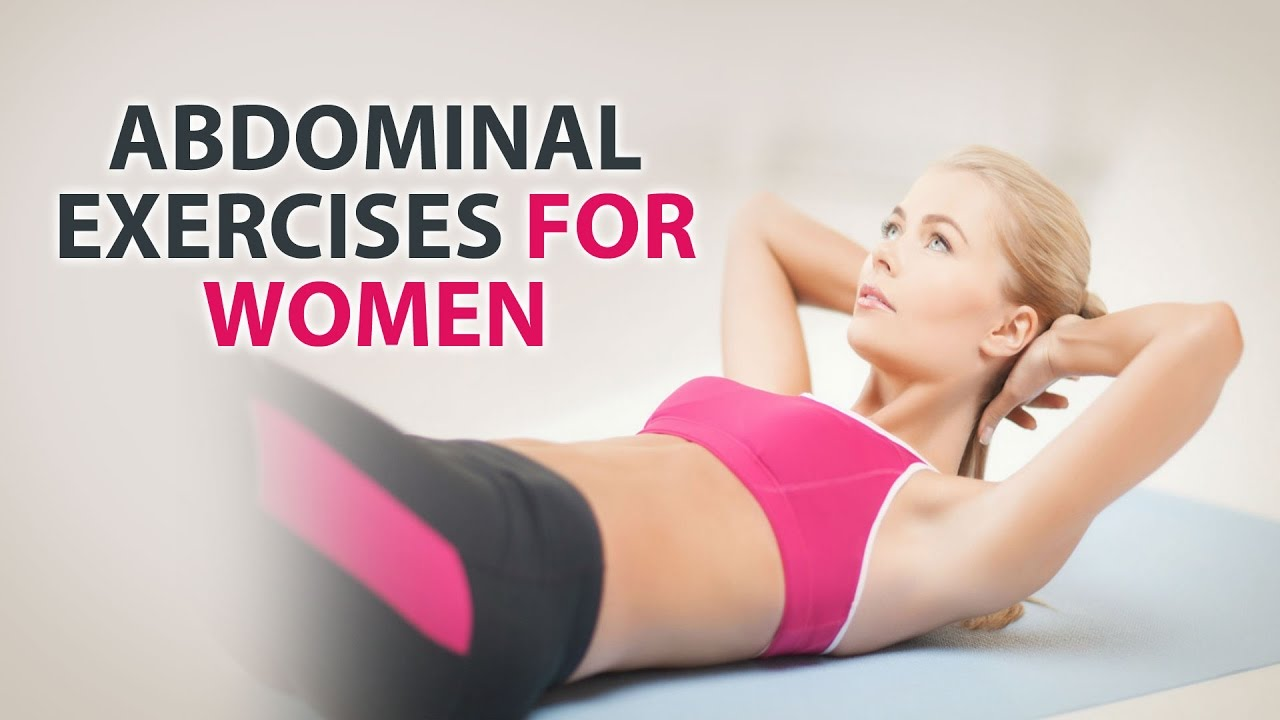 exercise abdominal muscles femme
