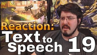 If the Emperor had a Text to Speech Device Ep. 19: #Reaction #AirierReacts