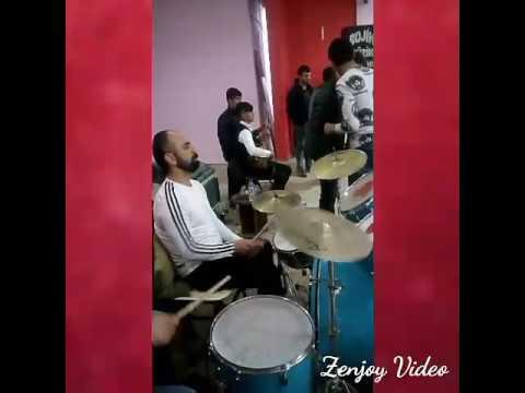 Batmanlı baterist Murat sizinle ve Rojin Müzik üzerinde ve Ozan Fatih ve Batmanlı Grani Hüseyin ve n