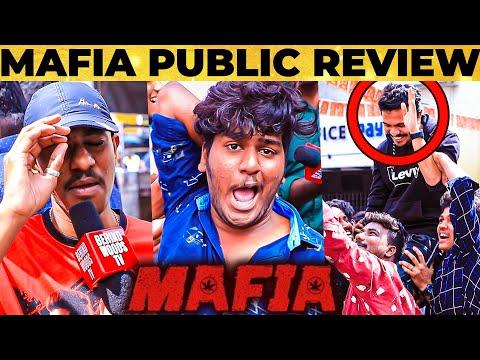 Mafia Public Review | Arun Vijay, Karthik Naren, Priya Bhavani Shankar