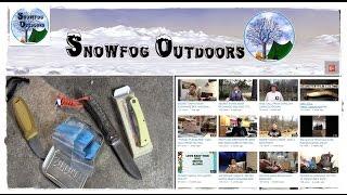 Postal Pleasures From Snow Fog Outdoors | Dean O