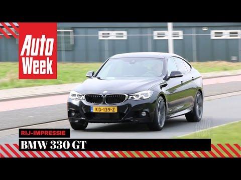 BMW 330d GT - AutoWeek review