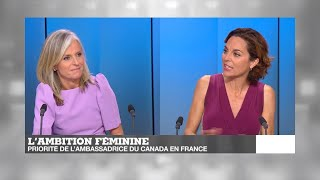 Canada : vers une diplomatie féministe