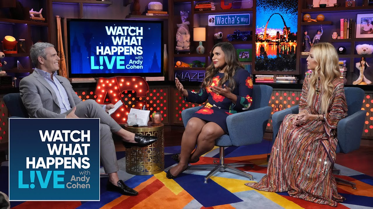 This is Mindy Kaling's Pet Peeve about 'The Office' | WWHL