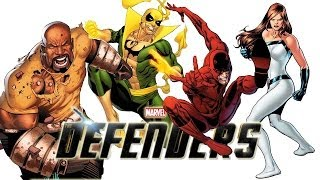 Marvel Bringing THE DEFENDERS To Netflix
