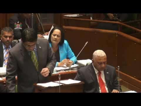 Fijian Minister for Finance, Hon. Aiyaz Sayed-Khaiyum announces 2016-2017 Budget (FULL)