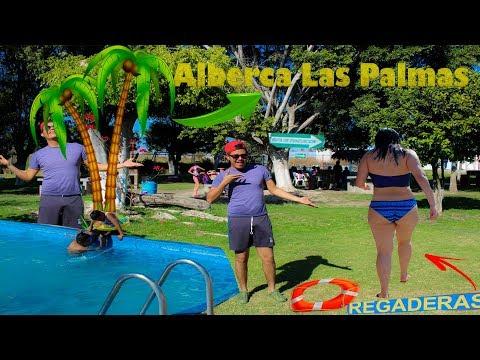 Balneario Las Palmas°| Atlixco-Puebla°|SUSCRIBETE°|