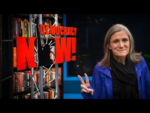 Amy Goodman on Her Life as a Muckraking Journalist