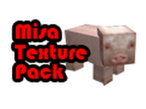 Minecraft Misa's HD Texture Pack 1.4_01 - YouTube
