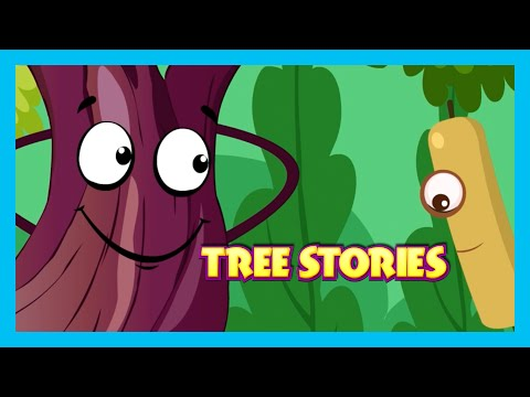 Tree Stories - Bedtime Stories For Kids