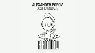 Alexander Popov - Lost Language (Original Mix)