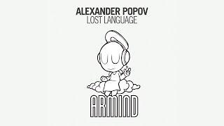 Alexander Popov - Lost Language (Original Mix)