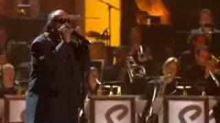 Stevie Wonder - Too Close For Comfort (Homenaje Ella Fitzgeral)