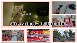after school night routine — ?? || indonesia.