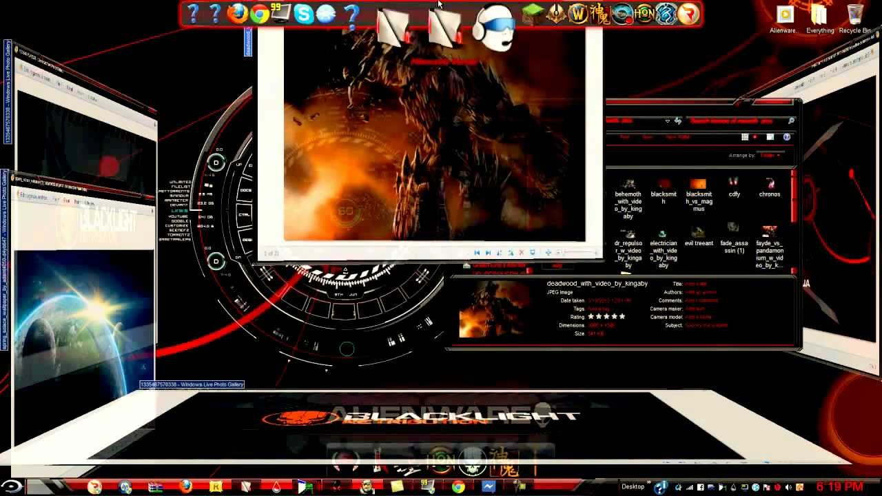 3d live themes for windows 7 free download