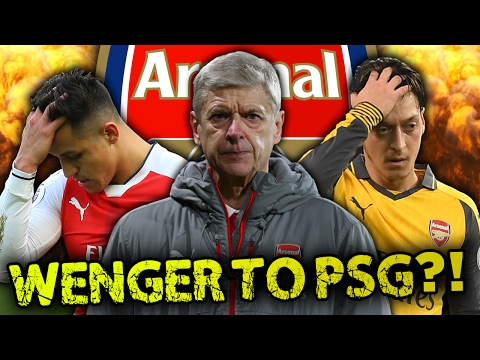 Arsenal To Lose Wenger, Ozil & Sanchez In The Summer?! | Euro Round-Up