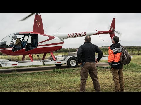 Curt's Helicopter Hog Hunt With Pork Choppers Aviation