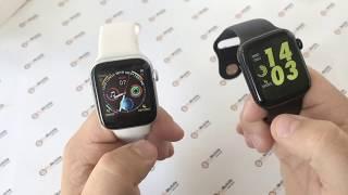 копия Apple Watch - SmartWatch W34 Обзор, характеристики