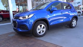 2017 HOLDEN TRAX Booval, Ipswich, Woodend, Raceview, Brisbane, QLD TFZTAA