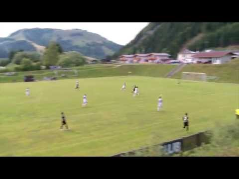 Видеообзор товарищеского матча «Краснодар» -- «Карабах» (Агдам)