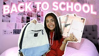 Outfits + Tips + Tag de la mochila  BACK TO SCHOOL XIME PONCH