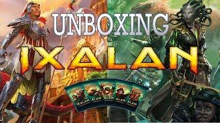 Unboxing Sobres MTG: Ixalan MTGXLN thumbnail