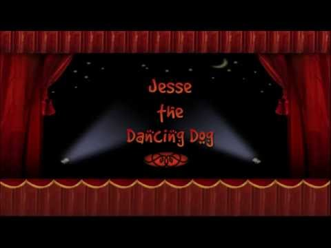 Jesse the Dancing Dog! Canine Freestyle