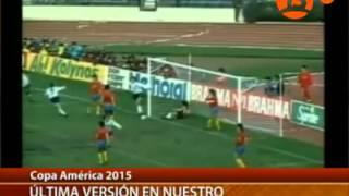 Las razones para que Chile organice la Copa América 2015