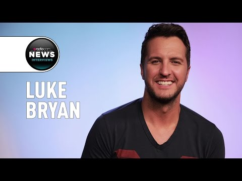 Luke Bryan on