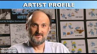 Inside Sony Pictures Animation - Character Designer Patrick Mate