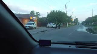 Дорожная полиция. Утрений клев. Стоят ни стыда ни совести. август 2017