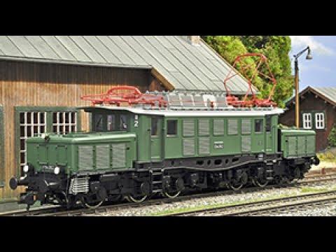 ESU Model Trains German E94 Crocodile Locomotive Review