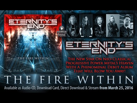 Christian Münzner & Jimmy Pitts On ETERNITY's END Debut Album, Solos & Lineup [Part 1]