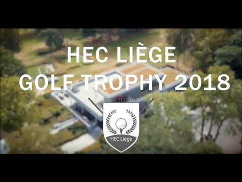 HEC Liège Golf Trophy 2018