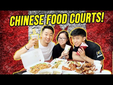 THE BEST FOOD COURTS in Canada's Asian City! @CantoMando @FruityPoppin