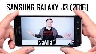 UNBOXING & REVIEW - Samsung Galaxy J3(2016) - Cel mic!