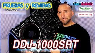 Pioneer DDJ-1000SRT (Pruebas y Reviews) en Español