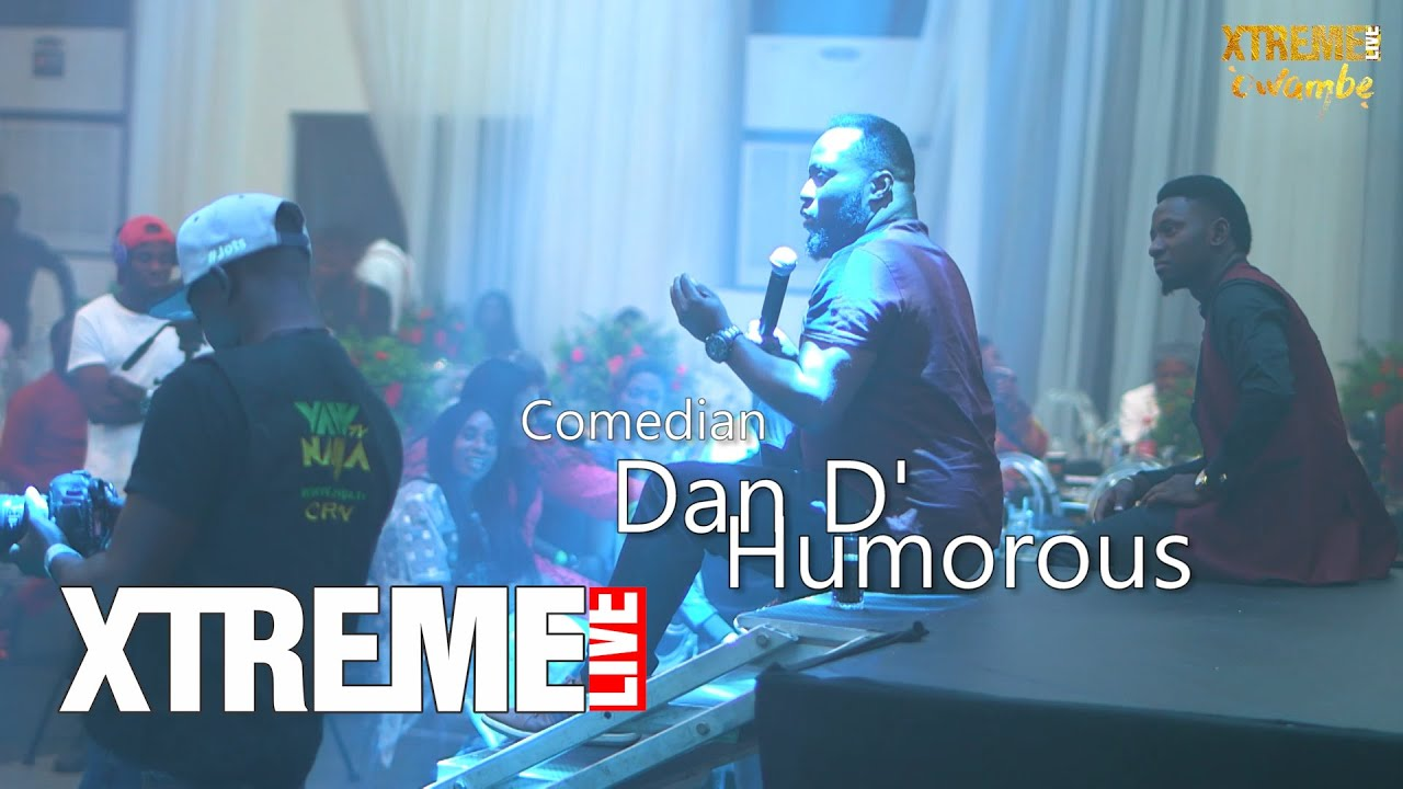 Download DAN D HUMOROUS SIT DOWN COMEDY   Xtreme Comedy TV