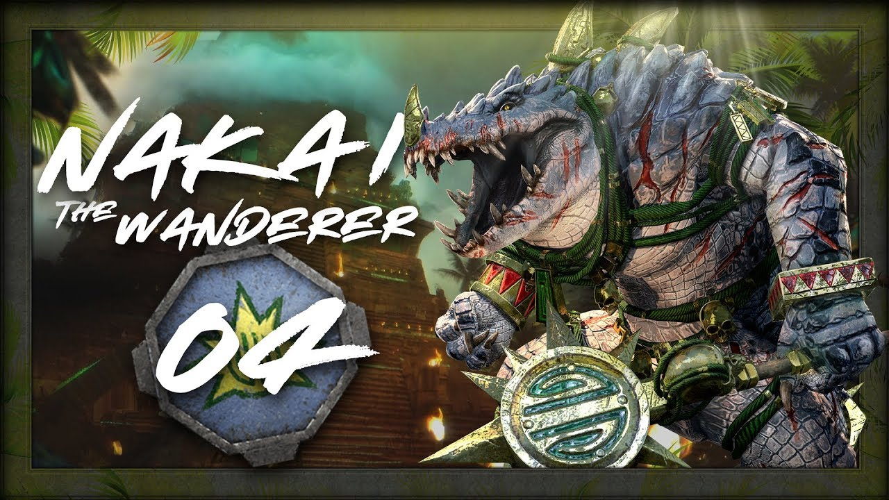 Defense Of Itza The Hunter The Beast Nakai The Wanderer Total War Warhammer 2 4 Youtube The wandering soul tries to find himself in the battlefield with only one reason to live. youtube